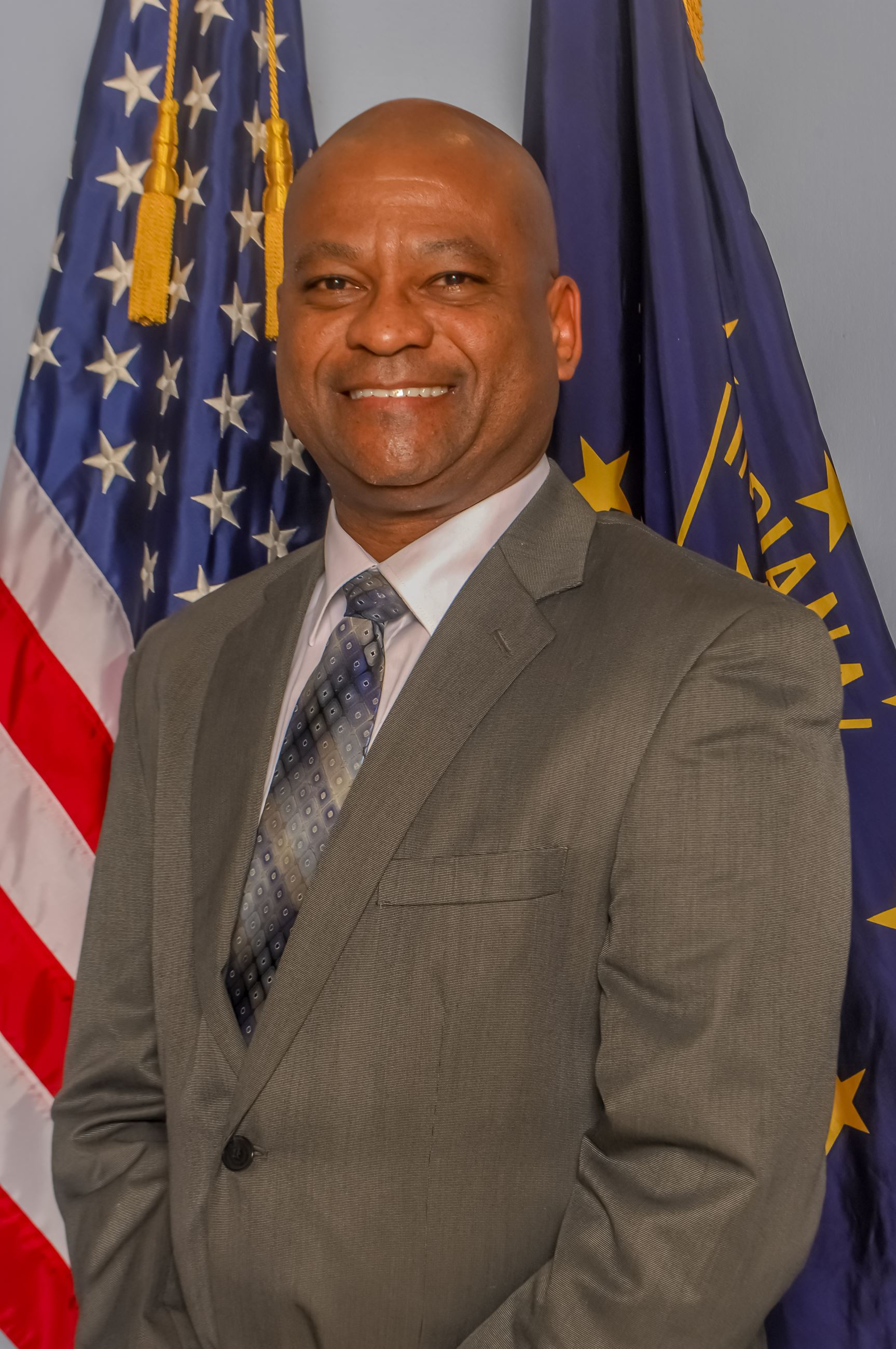 Michigan City Council Member Bryant Dabney